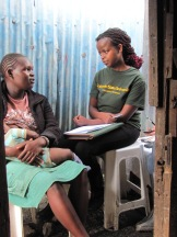 Getting to Know Kenyan Mothers