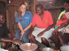 Experiencing Porridge Preparation Firsthand
