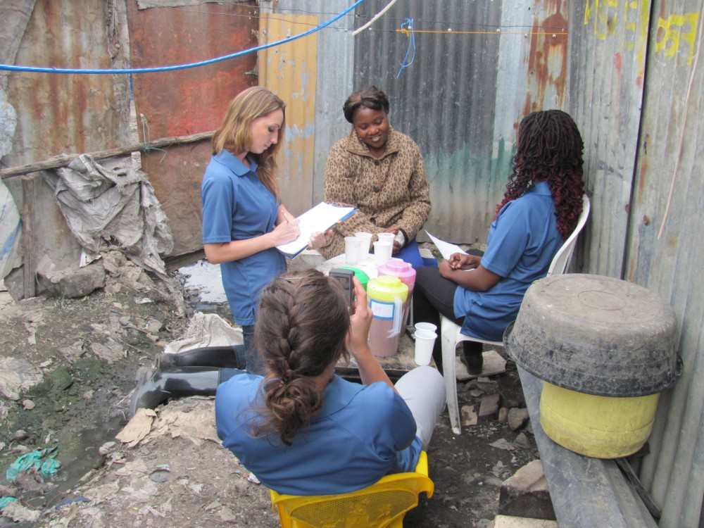 Producing Porridge for the Poor: Human-Centered Design at Work in the Slums Surrounding Nairobi (4/5)