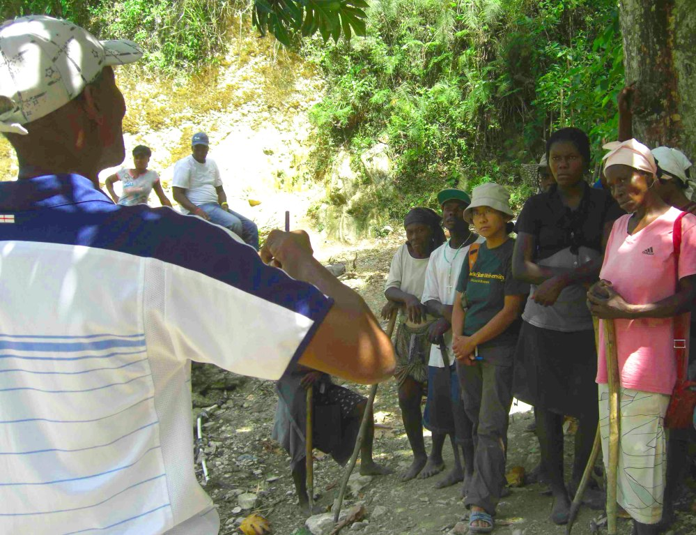 Bright Spots in Haiti: Insights from Field Work