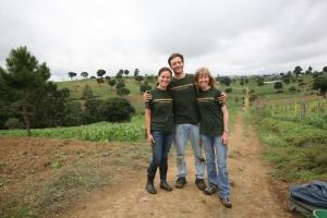 Team Mayan Terra in Guatemala