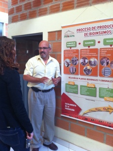 Learning Best Practices in Organic Agriculture from Proinpa