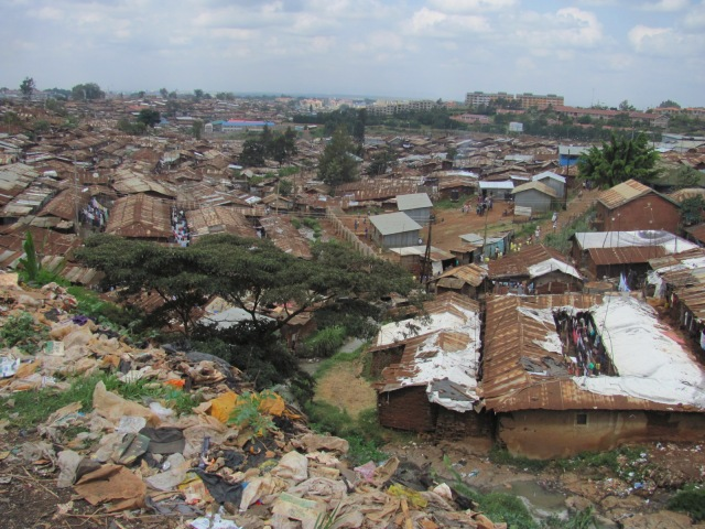 Low Income Urban Slums in Kenya