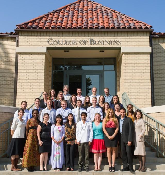Cohort 6 Group Photo