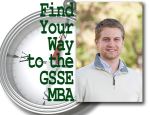 Find Your Way to the GSSE MBA