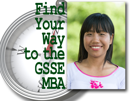 Find Your Way to the GSSE MBA: Meet Trang Tran