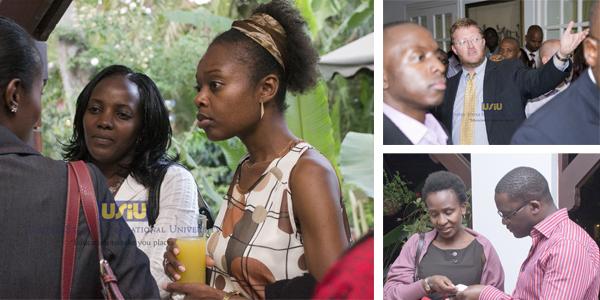 Energetic Kenyan Entrepreneurs