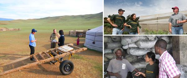 2012 GSSE MBA Field Work in Mongolia, Guatemala, and Haiti