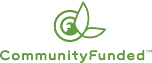 Community Funded logo