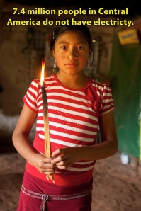 7.4 Million People in Central America Without Electricity