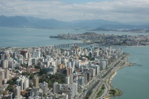Porto Alegre, Rio Grande do Sul - the largest city in southern Brazil