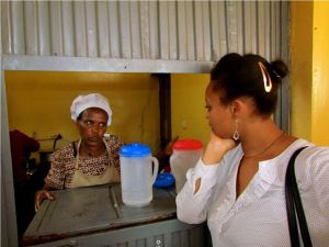 (B)energy Ethiopia's Yodit  Balcha, getting the low-down on cooking with biogas