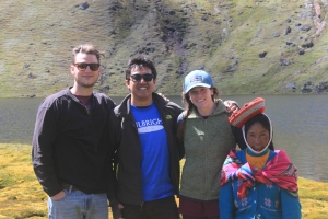 Fair Fibers in the Peruvian Altiplano