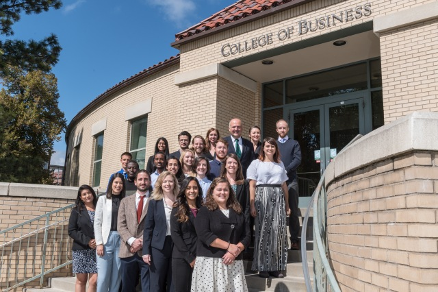 Cohort 11 of the Global Social and Sustainable Enterprise MBA Program